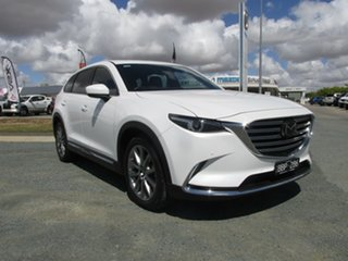 Mazda CX-9 AZAMI White 6 Speed Automatic Wagon.