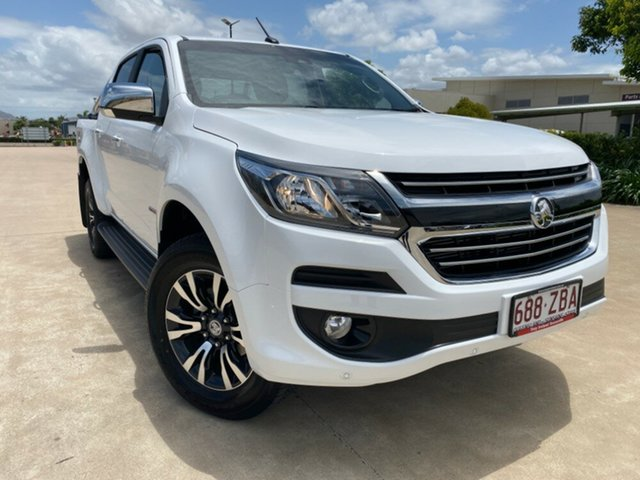 Used Holden Colorado RG MY20 LTZ Pickup Crew Cab, 2019 Holden Colorado RG MY20 LTZ Pickup Crew Cab White 6 Speed Sports Automatic Utility