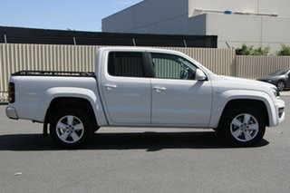 2019 Volkswagen Amarok 2H MY19 TDI550 4MOTION Perm Sportline Candy White 8 Speed Automatic Utility.