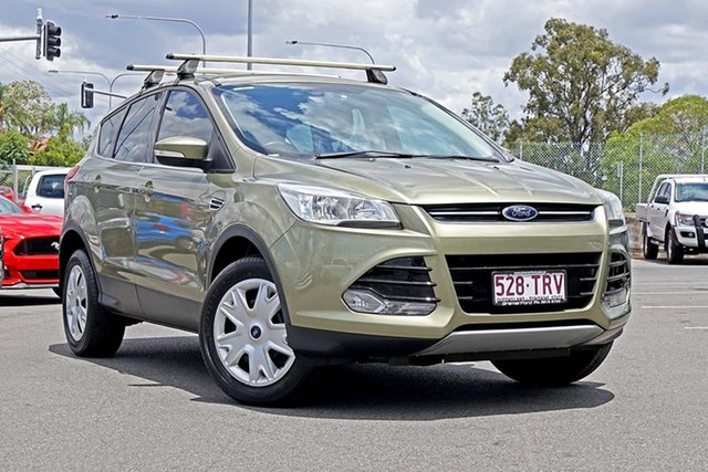 Used Ford Kuga TF Ambiente AWD, 2013 Ford Kuga TF Ambiente AWD Gold 6 Speed Sports Automatic Wagon