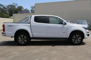 2019 Holden Colorado RG MY20 LTZ Pickup Crew Cab White 6 Speed Sports Automatic Utility.