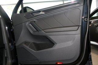 2019 Volkswagen Tiguan 5N MY19.5 132TSI DSG 4MOTION Comfortline Deep Black 7 Speed