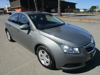 2011 Holden Cruze JG CD 5 Speed Manual Sedan.
