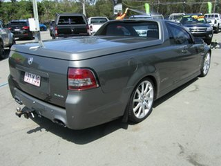 2010 Holden Commodore VE II SS-V Redline Edition Grey 6 Speed Automatic Utility