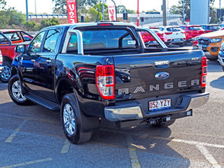 2019 Ford Ranger PX MkIII 2019.00MY XLT Pick-up Double Cab 4x2 Hi-Rider Black 6 Speed.