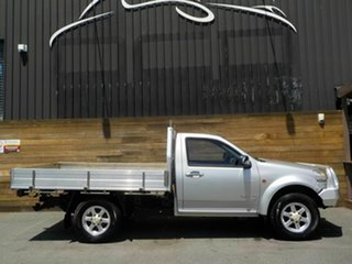 2012 Great Wall V200 K2 MY12 Silver 6 Speed Manual Cab Chassis.