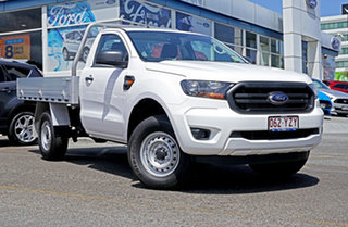 2019 Ford Ranger PX MkIII 2019.00MY XL White 6 Speed Sports Automatic Cab Chassis.