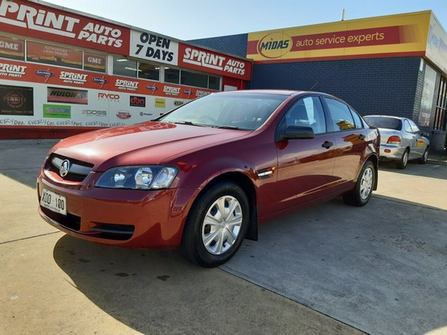 Used Holden Commodore VE Omega, 2007 Holden Commodore VE Omega Maroon 4 Speed Automatic Sedan