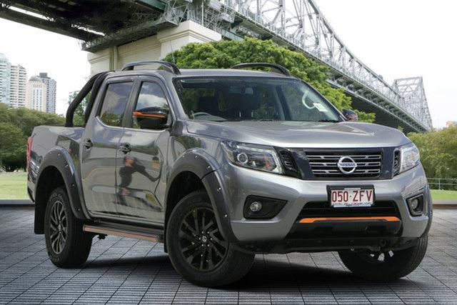 Demo Nissan Navara D23 S4 MY19 N-TREK, 2019 Nissan Navara D23 S4 MY19 N-TREK Slate Grey 7 Speed Sports Automatic Utility