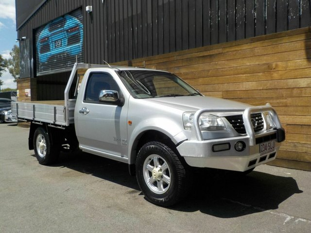 Used Great Wall V200 K2 MY12 , 2012 Great Wall V200 K2 MY12 Silver 6 Speed Manual Cab Chassis