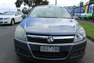 2006 Holden Astra AH MY06.5 CDTi Grey 6 Speed Manual Hatchback.