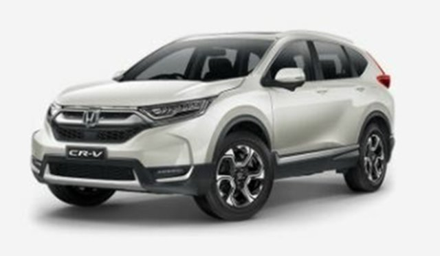 New Honda CR-V RW MY20 VTi-LX 4WD, 2019 Honda CR-V RW MY20 VTi-LX 4WD White 1 Speed Constant Variable Wagon