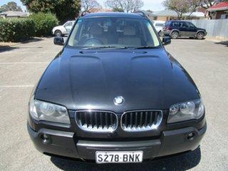 2005 BMW X3 E83 2.5I 5 Speed Auto Steptronic Wagon.