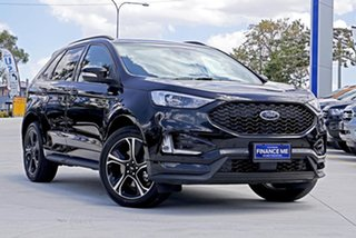 2018 Ford Endura CA 2019MY ST-Line SelectShift FWD Agate Black 8 Speed Sports Automatic Wagon.