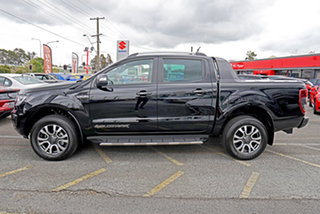 2019 Ford Ranger PX MkIII 2019.75MY Wildtrak Pick-up Double Cab Black 6 Speed Sports Automatic