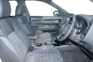 2020 Mitsubishi Outlander ZL MY20 Black Edition 7 Seat (2WD) Starlight Continuous Variable Wagon