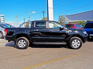 2019 Ford Ranger PX MkIII 2019.00MY XLT Pick-up Double Cab 4x2 Hi-Rider Black 6 Speed