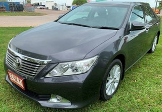 2014 Toyota Aurion GSV50R Prodigy Grey 6 Speed Sports Automatic Sedan