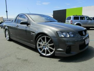 2010 Holden Commodore VE II SS-V Redline Edition Grey 6 Speed Automatic Utility.