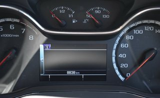 2018 Holden Astra BL MY18 LTZ Summit White 6 Speed Sports Automatic Sedan.