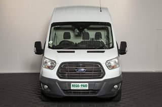 2014 Ford Transit VO 350L Mid Roof LWB White 6 speed Manual Van.