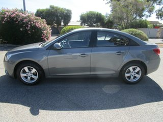 2011 Holden Cruze JG CD 5 Speed Manual Sedan