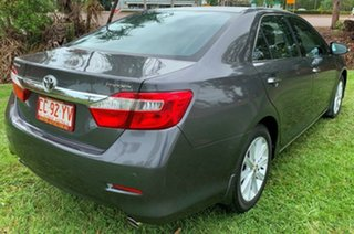 2014 Toyota Aurion GSV50R Prodigy Grey 6 Speed Sports Automatic Sedan.