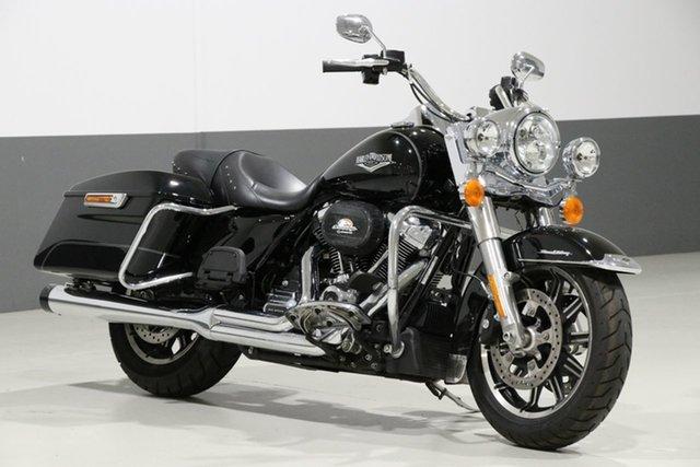 Used Harley-Davidson   , Used ROAD KING FLHR 107cu 1745cc MANUAL BLACK