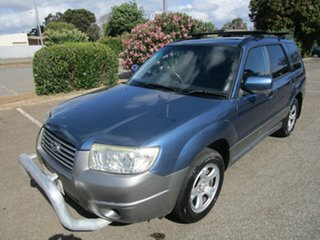 2007 Subaru Forester MY07 X 5 Speed Manual Wagon