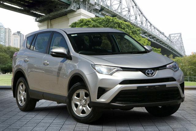 Used Toyota RAV4 ASA44R GX AWD, 2016 Toyota RAV4 ASA44R GX AWD Silver 6 Speed Sports Automatic Wagon