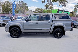 2014 Volkswagen Amarok 2H MY15 TDI420 4MOTION Perm Dark Label Natural Grey 8 Speed Automatic Utility