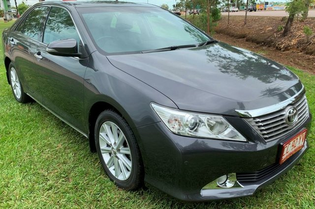 Used Toyota Aurion GSV50R Presara, 2014 Toyota Aurion GSV50R Presara Grey 6 Speed Sports Automatic Sedan