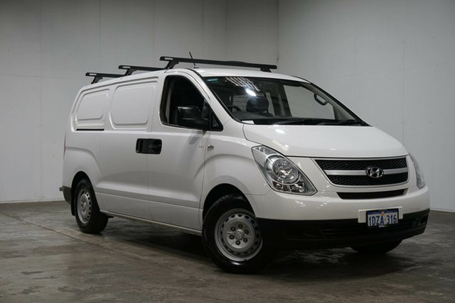 Used Hyundai iLOAD TQ-V MY12 , 2012 Hyundai iLOAD TQ-V MY12 White 5 Speed Manual Van