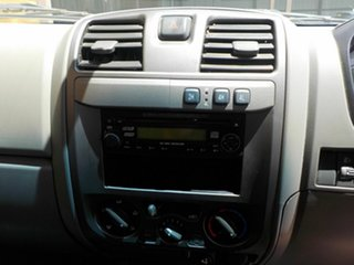 2012 Great Wall V200 K2 MY12 Silver 6 Speed Manual Cab Chassis