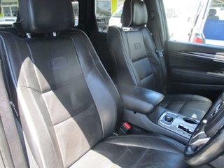 2012 Jeep Grand Cherokee WK MY2013 Overland Silver 6 Speed Sports Automatic Wagon