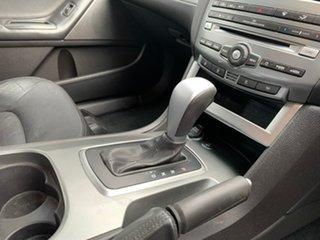 2009 Ford Falcon FG G6 Limited Edition Black 4 Speed Sports Automatic Sedan