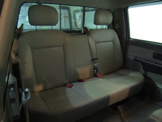 2012 Great Wall V200 K2 MY12 4x2 White 6 Speed Manual Utility