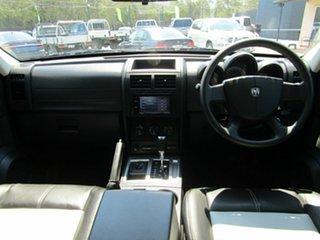 2008 Dodge Nitro KA MY08 SXT Silver 4 Speed Automatic Wagon