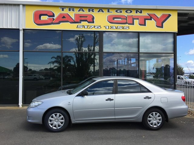 Used Toyota Camry ACV36R Upgrade Altise, 2005 Toyota Camry ACV36R Upgrade Altise Silver 4 Speed Automatic Sedan