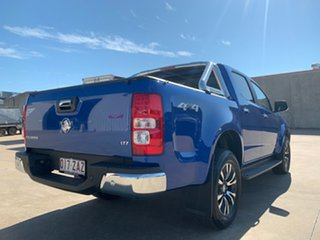 2019 Holden Colorado RG MY20 LTZ Pickup Crew Cab Blue 6 Speed Sports Automatic Utility
