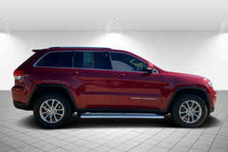 2015 Jeep Grand Cherokee WK MY15 Laredo 4x2 Red 8 Speed Sports Automatic Wagon.