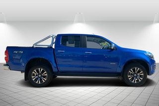 2019 Holden Colorado RG MY20 LTZ Pickup Crew Cab Blue 6 Speed Sports Automatic Utility.