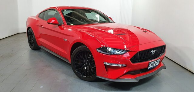 Demo Ford Mustang FN 2019MY GT Fastback RWD, 2019 Ford Mustang FN 2019MY GT Fastback RWD Race Red 6 Speed Manual Fastback