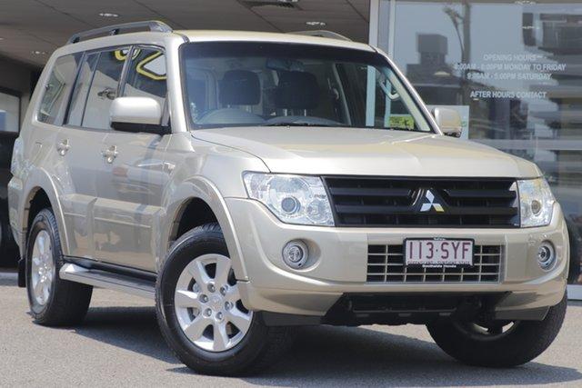 Used Mitsubishi Pajero NW MY13 GLX-R, 2012 Mitsubishi Pajero NW MY13 GLX-R Champagne 5 Speed Sports Automatic Wagon