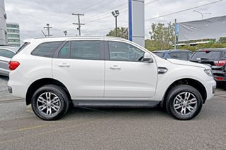 2019 Ford Everest UA II 2019.00MY Trend 4WD White 6 Speed Sports Automatic Wagon
