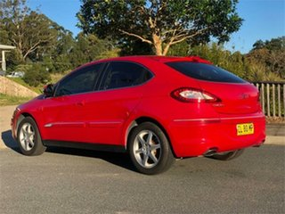 2013 Chery J3 M1X MY13 Red 5 Speed Manual Hatchback