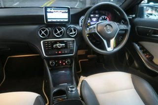 2013 Mercedes-Benz A-Class W176 A180 D-CT Grey 7 Speed Sports Automatic Dual Clutch Hatchback