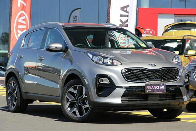 New Kia Sportage QL MY20 SX 2WD, 2019 Kia Sportage QL MY20 SX 2WD Steel Grey 6 Speed Sports Automatic Wagon