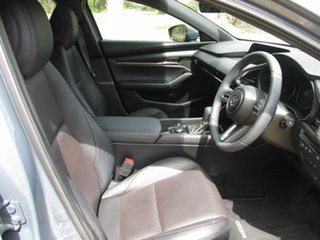 Mazda 3 G20 TOURING Grey 6 Speed Automatic Hatchback