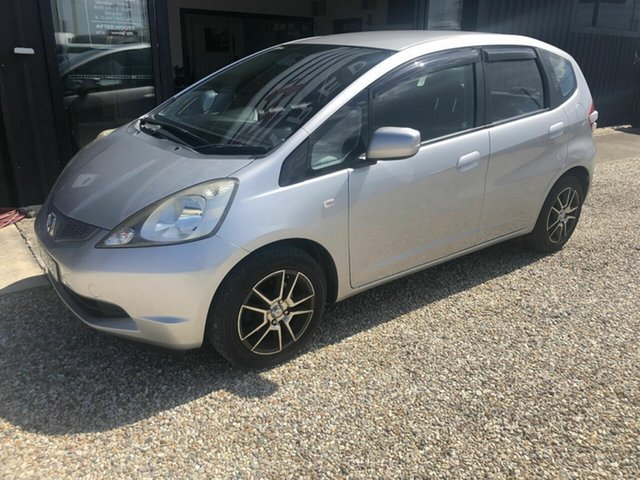 Used Honda Jazz  , 2011 Honda Jazz i VTEC Silver 7 Speed Automatic Hatchback